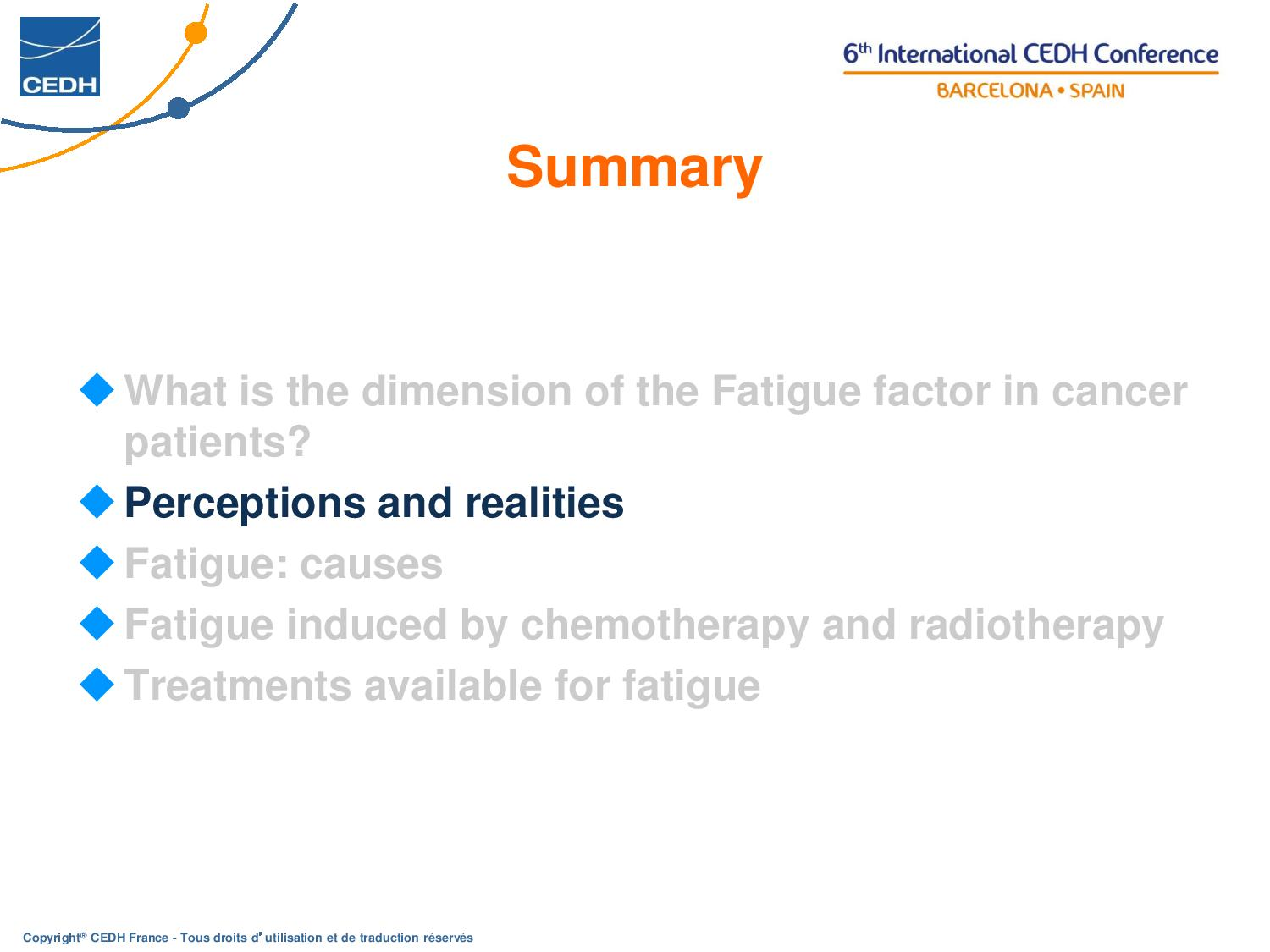 Fatigue and Cancer GASCON DEF EN page 007