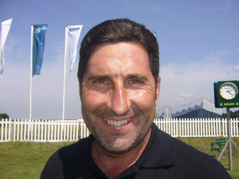 KLM Open 2009 Olazabal